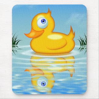 Rubber Quack Mouse Pad