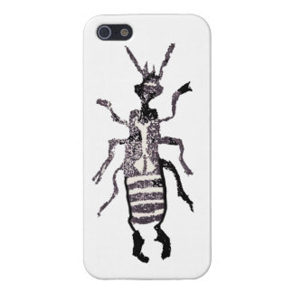 Rubber Stamp, Earwig iPhone 5 Cover