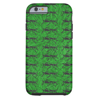 Rubber Stamp, Spur Throated Grashoppers Tough iPhone 6 Case