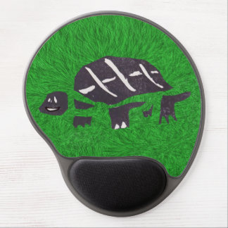 Rubber Stamp, Turtle Gel Mouse Pad