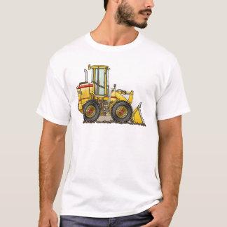 Rubber Tire Loader Construction Apparel T-Shirt