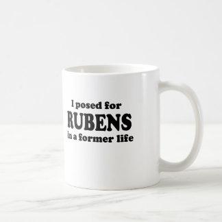 Rubens Model Coffee Mug