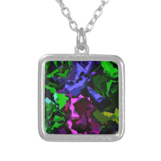 Rubens Silver Plated Necklace
