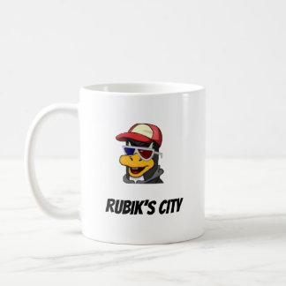 Rubik's City Yee Mug