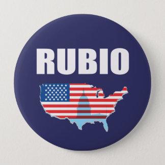 RUBIO 10 CM ROUND BADGE