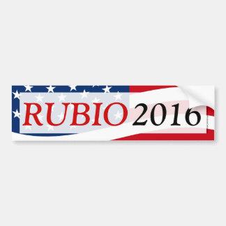Rubio 2016, Marco for President Bumper Sticker