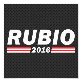Rubio 2016 (Marco Rubio) Photo Print
