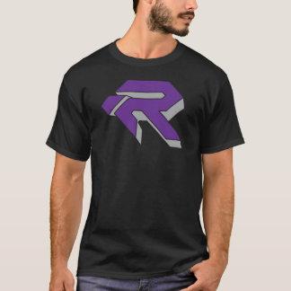 RUBY 3D - PURPLE & GREY T-Shirt