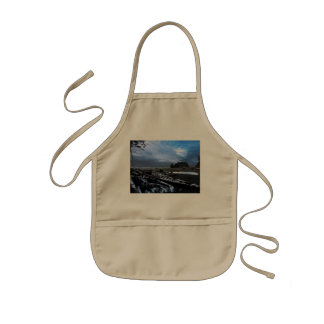 Ruby Beach in Olympic National Park Kids Apron