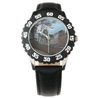 Ruby Beach Olympic National Park Wristwatches