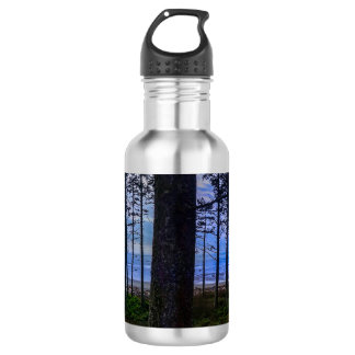 Ruby Beach sea shore 532 Ml Water Bottle