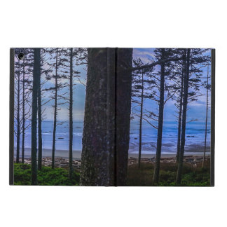 Ruby Beach sea shore Case For iPad Air