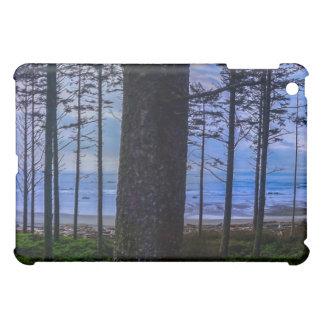 Ruby Beach sea shore Case For The iPad Mini
