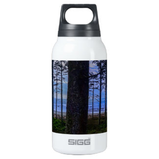 Ruby Beach sea shore Insulated Water Bottle