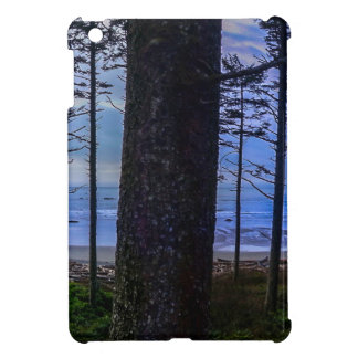 Ruby Beach sea shore iPad Mini Cover
