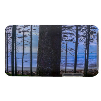 Ruby Beach sea shore iPod Touch Case-Mate Case