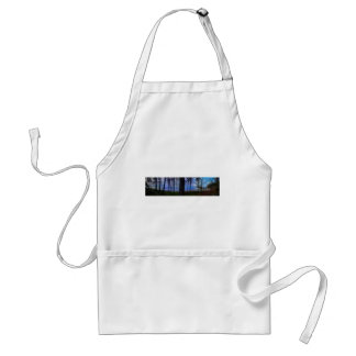 Ruby Beach sea shore Standard Apron