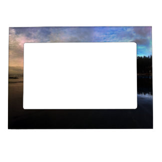 Ruby Beach Sunset | Olympic NP Magnetic Frame