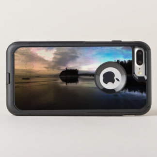 Ruby Beach Sunset | Olympic NP OtterBox Commuter iPhone 8 Plus/7 Plus Case