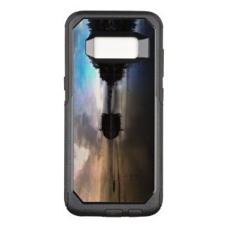 Ruby Beach Sunset   Olympic NP OtterBox Commuter Samsung Galaxy S8 Case