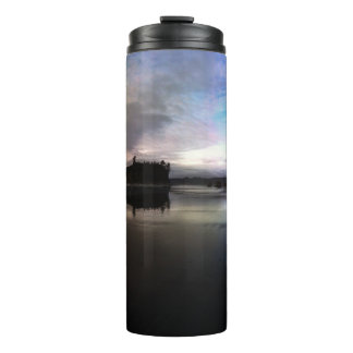 Ruby Beach Sunset   Olympic NP Thermal Tumbler