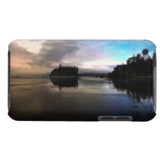Ruby Beach Sunset Reflection Barely There iPod Case
