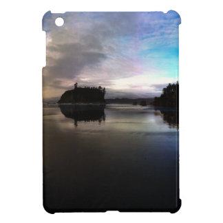 Ruby Beach Sunset Reflection iPad Mini Case