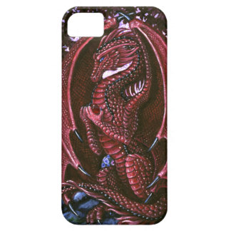 Ruby Dragon Case For The iPhone 5