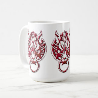 Ruby Dragon Master Coffee Mug