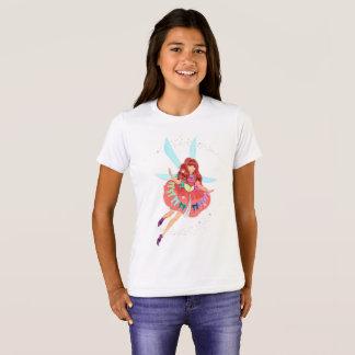 Ruby Girls' Bella+Canvas Crew T-Shirt