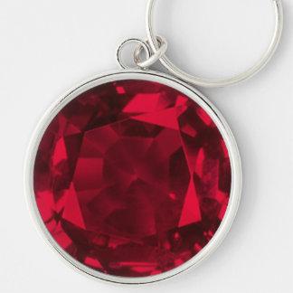 Ruby Key Ring