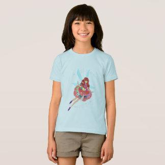 Ruby Official Dress Girls American Apparel T-shirt