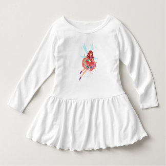 Ruby Official Dress Toddler Ruffle Dress