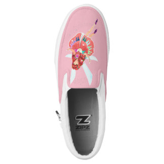 Ruby Official Dress Zipz Slip On Shoes