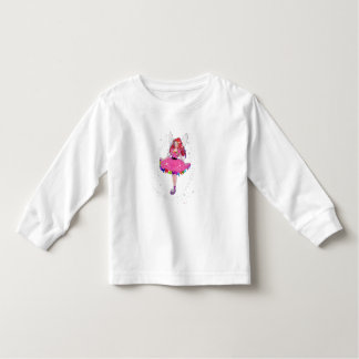 Ruby Party Dress Toddler Long Sleeve T-Shirt