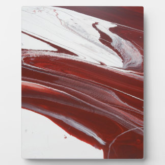 Ruby Pillars Plaque