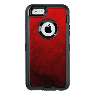 Ruby Red Design OtterBox Defender iPhone Case