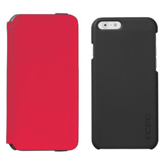 Ruby Red Incipio Watson™ iPhone 6 Wallet Case