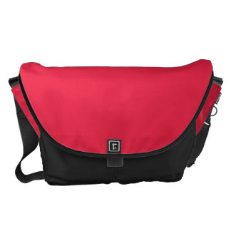 Ruby Red Commuter Bag