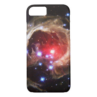 Ruby Red Supergiant Star Dust iPhone 7 Case