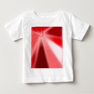 Ruby Starburst Baby T-Shirt