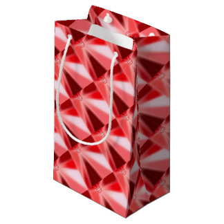 Ruby Starburst Small Gift Bag