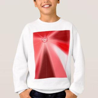 Ruby Starburst Sweatshirt