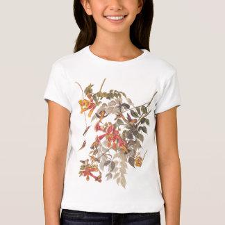 Ruby Throated Hummingbird Audubon Plate 47 Shirt