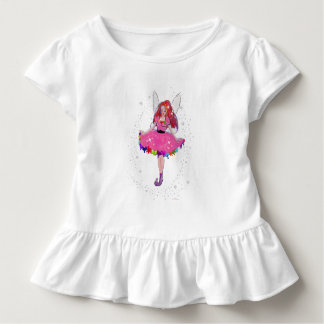 Ruby Toddler Ruffle Tee
