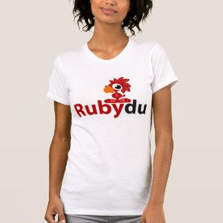Rubydu Women's Logo Tee