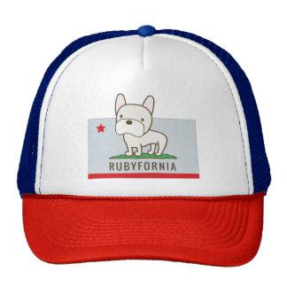 Rubyfornia Trucker Hat