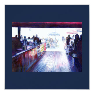 Ruby's, Coney Island, New York Card
