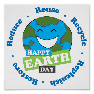 Ruddrataksh School Printables RT006 - Earth Day Poster