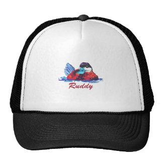 RUDDY DUCK MESH HAT